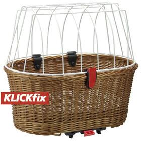 KlickFix Doggy Basket För Racktime